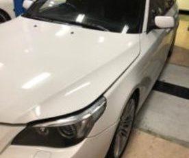 BMW E61 ATF交換