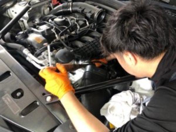 BMW640 エンジンチェックランプ修理 N55のサムネイル