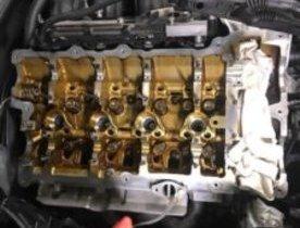 BMW E90 E92 320の白煙トラブルの修理