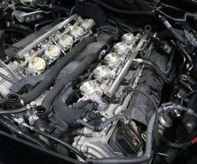 E60 M5 S85 エンジンチェックランプ点灯修理