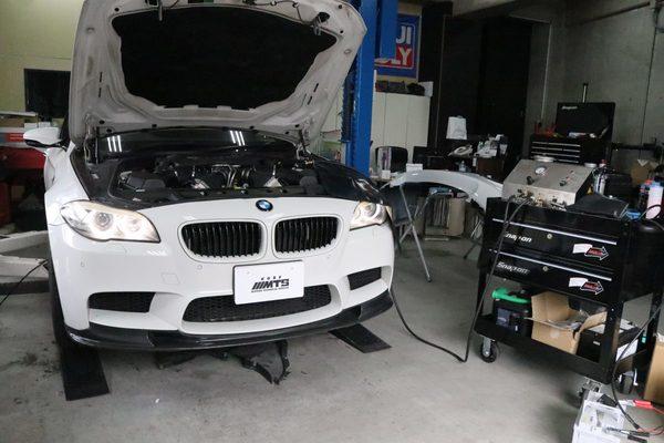 F10 M5 燃料システム洗浄のサムネイル