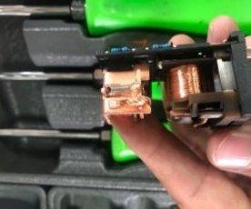 BMW E60 ワイパー動かない修理