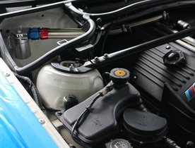 E46 M3 S54 オイルキャッチタンク取付