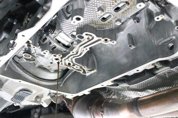 BMW F12 640 カブリオレのメカトロニクス交換のサムネイル