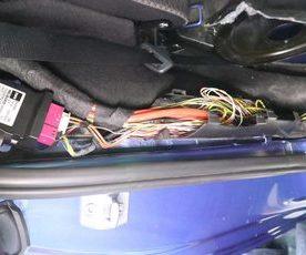F31 320D 時々エンジン掛からない修理