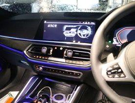 BMW G06 X6 インターフェースの取付