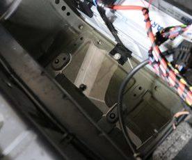 F10 523I サイドブレーキ解除できない修理