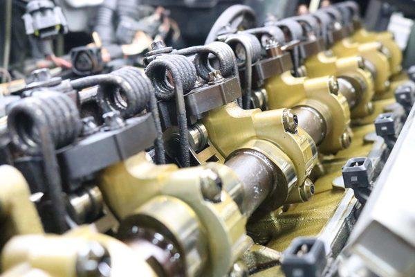 BMW E60 525Iオイル消費 オイル下がり修理のサムネイル