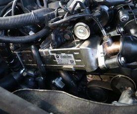 F10 523d エンジンチェックランプ点灯