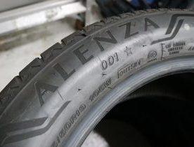 BMW G01 X3 タイヤ交換
