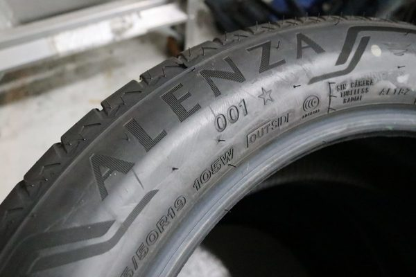 BMW G01 X3 タイヤ交換のサムネイル