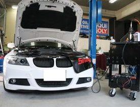 エンジン振動が大きいときがある インジェクター清掃