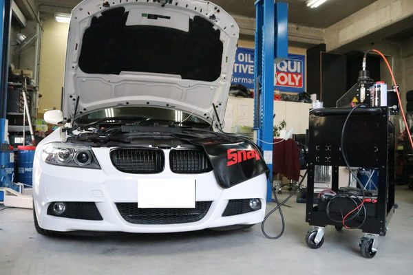 エンジン振動が大きいときがある インジェクター清掃のサムネイル
