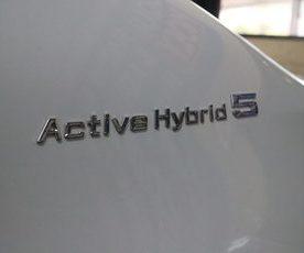 F10 アクティブハイブリッド オーバーヒート修理