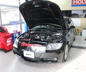 E90 320 エンジンチェックランプ点灯~色々修理
