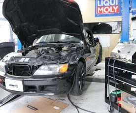 E36 Z3 加速が遅い気がする 修理