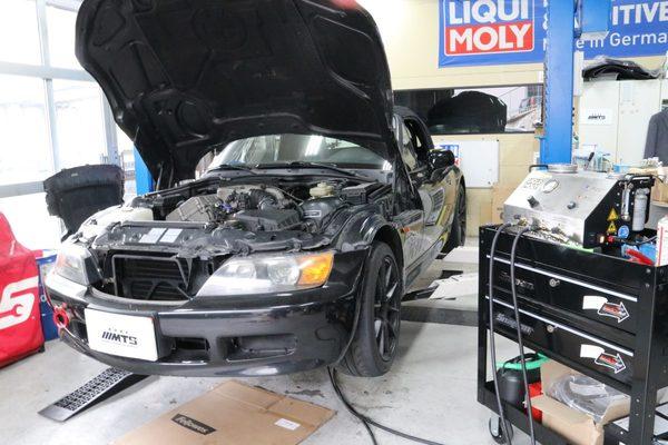 E36 Z3 加速が遅い気がする 修理のサムネイル