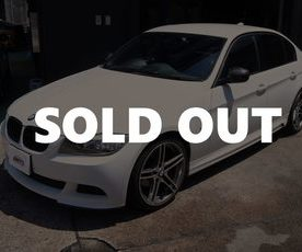 BMW E90 320i Msport カーボンエディション