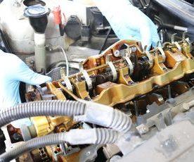E90 320 N46 オイル消費修理