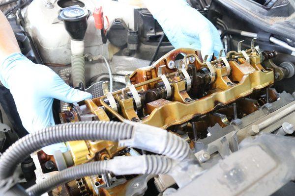 E90 320 N46 オイル消費修理のサムネイル
